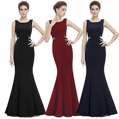 US Evening Mermaid Prom Dress Long Formal Party Gown Dresses 08755 Ever-Pretty