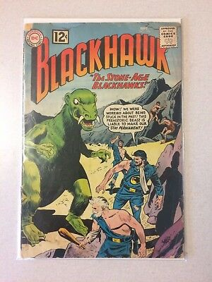Blackhawk #176. DC Comics. Silver Age, Sept. 1962. 12 cent. Nice!