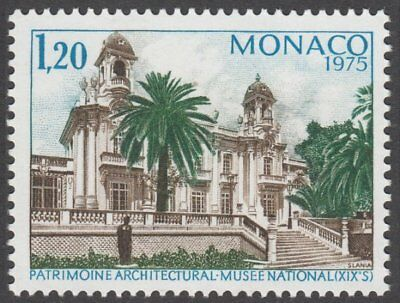 Monaco, 1975 European Architectural Heritage Year. SG 1200 Unmounted Mint MNH