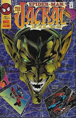 Spider-Man: The Jackal Files No.1 / 1995 One-Shot