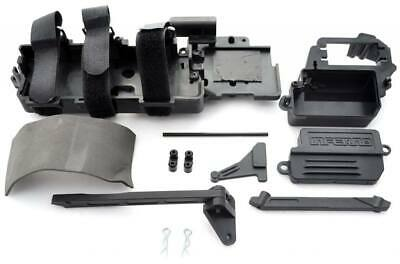 Kyosho Inferno GT2 VE BL * RECEIVER BOX & RADIO SERVO TRAY & CHASSIS TORQUE RODS