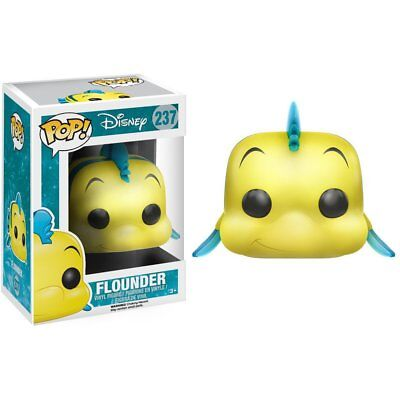 Funko Pop Disney: The Little Mermaid - Flounder Vinyl Figure Item No. 11738