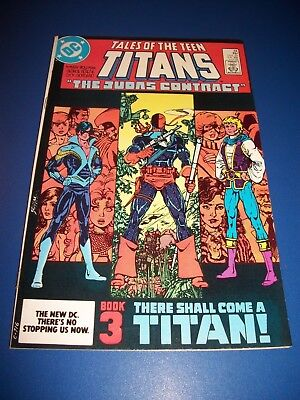 Tales of the Teen Titans #44 1st Nightwing Huge Key Wow Deathstroke VF/VF+ Nice
