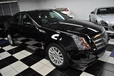 2010 Cadillac CTS CTS  - ONE OWNER SINCE NEW - BLACK ON BLACK 2010 Cadillac CTS - FLORIDA CAR - VERY CLEAN !!