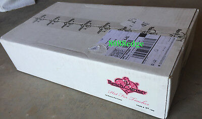 2013 Benchwarmer Hot For Teacher Sealed Case (12 Box): Auto/Hair Dna/Kiss/Swatch