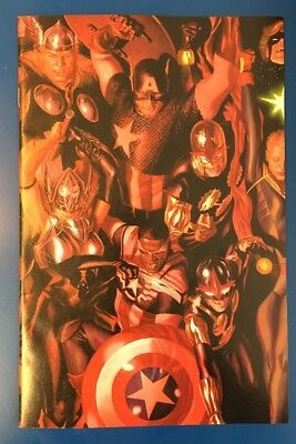 Generations  Unworthy Thor And Mighty Thor #1  1:50 Variant Alex Ross