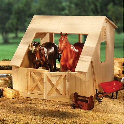 Breyer Wood Stable - 306 Traditional - #9641
