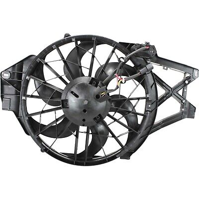 Radiator Cooling Fan For 2001-2004 Ford Mustang