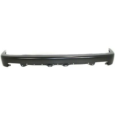 Lower Panel Valance Compatible with Toyota Pickup 92-95 Front Steel Painted-Black 4WD