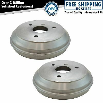 Centric Rear  Brake Drums 2PCS For 2000-2006 Honda Insight