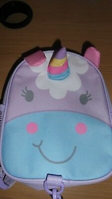 Red Kite unicorn baby/toddler backpack reins new no tags