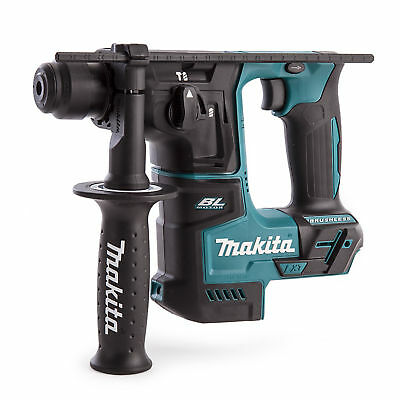 Makita DHR171Z 18V LXT Brushless SDS+ Rotary Hammer 17mm (Body Only)
