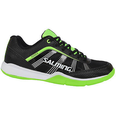 Salming Adder Mens Squash Indoor Court Sports Training Shoes Trainers - 10UK