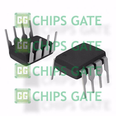 1PCS OP AMP IC BURR-BROWN//BB//TI DIP-8 OPA2132P OPA2132PG4 100/% Genuine and New