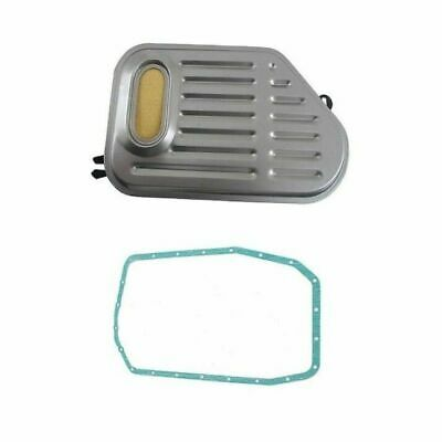SET OF AUTO Trans Fluid Screen & Oil Pan Gasket CRP for BMW E39 E46