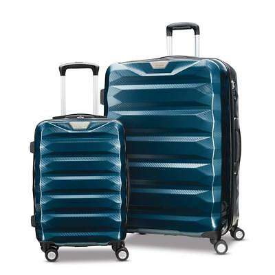 Samsonite Flylite DLX ITS 2 Piece Luggage Set in Teal