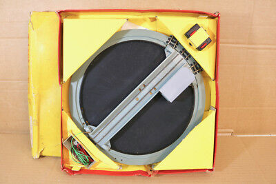 TRIANG T145 TT GAUGE ELECTRICALLY OPERATED TURNTABLE BOXED nn