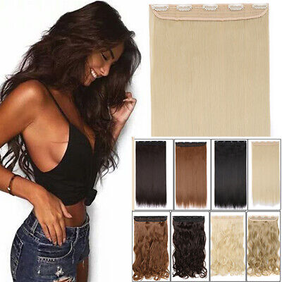 Ombre Clip in Hair Extensions One Piece Brown Black Blonde 9colors for human OP2