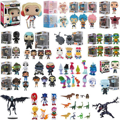 Various Types Overwatch Stranger Things Vinyl PVC Action Figure Toy