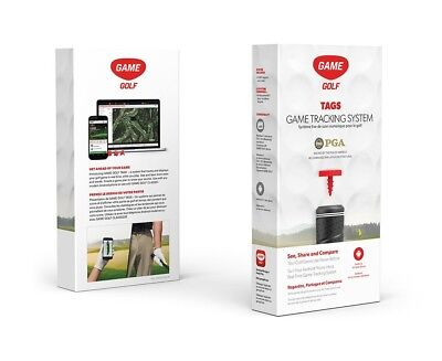 Game Golf Tracking System Tag, AMTGGT1R