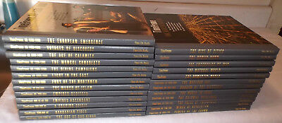 Time Life Time Frame Series Books 25 Volumes Complete 300BC-1990 History