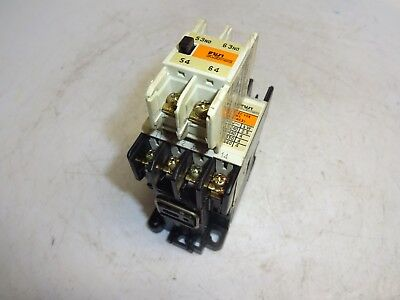 Fuji Electric Sc-03 Contactor With Sz-A20 Auxiliary Contact Block