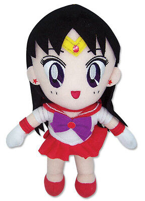 Sailor Moon Official Genuine Sailor Mars Doll Plush *NEW*