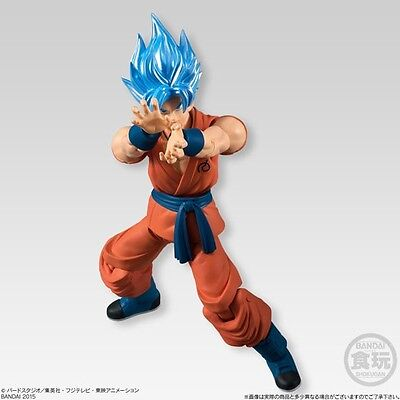 Shodo Tenohirado Dragon Ball Z SS God Super Saiyan Goku Action Figure *NEW*