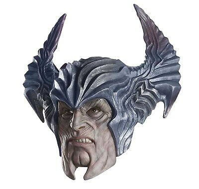 Adult/'s Mens Wonder Woman Ares God Full Overhead Mask Costume Accessory