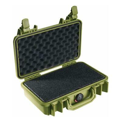 Pelican 1170 Small Case with Foam, Olive Drab Green #1170-000-130