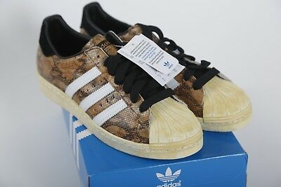 adidas superstar 41 1/3 braun