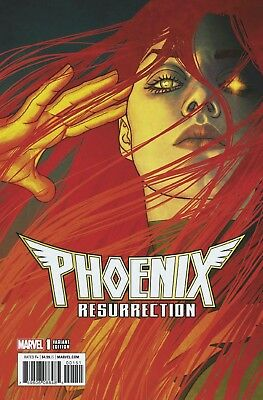 Phoenix Resurrection Return Of Jean Grey #1 1:25 Jenny Frisson Variant