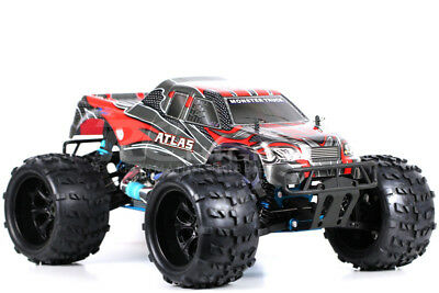 HSP 1/8 Scale RTR 2.4GHz Nitro 2 Speed 4x4 RC Off Road Monster Truck