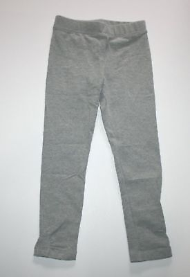 Gymboree NWT Girls Play By Heart Med Gray Ruched Leggings Size 4 & 5