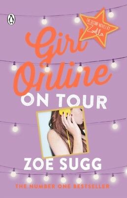 Girl Online On Tour, Sugg, Zoe, 9780141364223