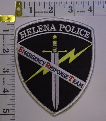 Helena Alabama Police Department Emergency Response Team Shoulder Patch