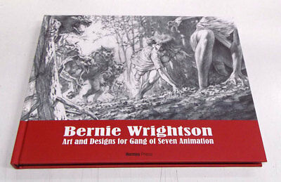 ➡ WRIGHTSON 2017 ☆ Art & design for Gang of seven Animation ☆ EO ☰