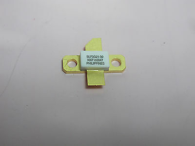 BLF3G21-30 LDMOS 30 W power transistor for HF to 2200 MHz NEW