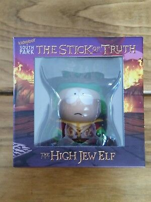 """Kidrobot South Park The High Jew Elf 3"""" Collector Figure The Stick of Truth NEW"""
