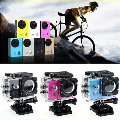 SJ4000 Waterproof Sports Camera 720P HD DV Car Action Video Record Camcorder
