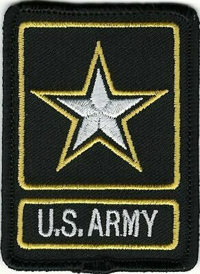 US Military United States Army Army of One Star Embroidery Patch