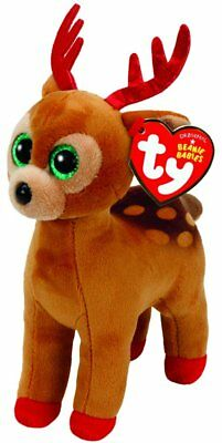 Tinsel The Reindeer Ty Beanie Boos  Brand New