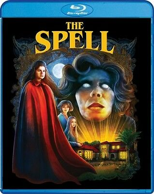 THE SPELL New Sealed Blu-ray 1977 TV Movie Lee Grant Helen Hunt