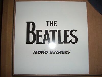 The Beatles - Mono Masters 3 LPs NEU (Apple)