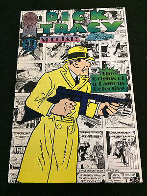 DICK TRACY Special #1 VFNM Condition