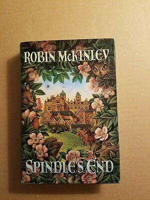 Spindle's End by Robin McKinley (2000, Hardcover) - First Impression