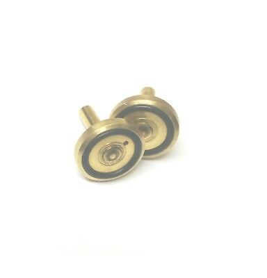"Tap Washer Jumper Valves 12mm 1/2"" HydroSeal x2"
