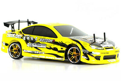 HSP Silvia 200sx 1/10 Scale RTR 2.4GHz Radio Control RC Electric Drift Car w/LED