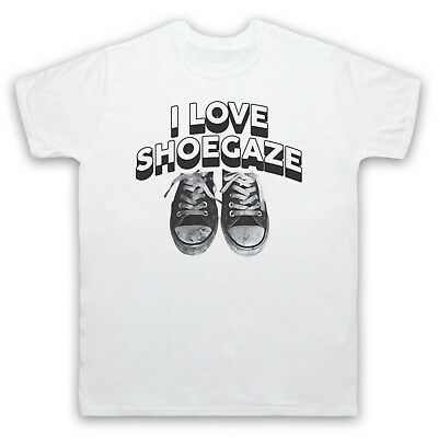 I Love Shoegaze Indie Alternative Rock Music Fan Mens Womens Kids T-Shirt
