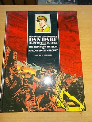 Dan Dare Pilot Of The Future, Vol 2, Red Moon Mystery & Marooned on Mars 1988
